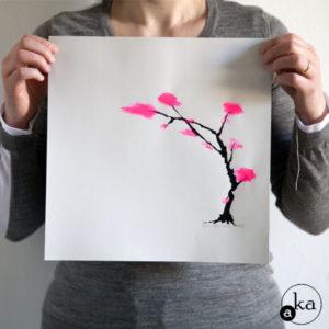 arbre japonisant